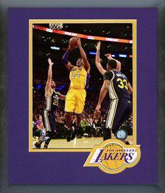 Kobe Bryant LA Lakers Plays His Final NBA Game-Staples Center- - 4/13/16