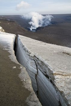 The Grímsvötn sub-glacial lakes and the volcano of the same name are in South- East Iceland.