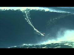 Garrett McNamara Record Breaking 90 foot wave ??? [actually 78 feet and a Guinness Book record]