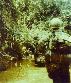 Recon Force during the Vietnam War.  What a nightmare that must have been for those young soldiers.