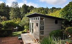 Invest in a multi-purpose shed
