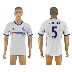 Chelsea 16-17  #Zouma 5 TRödjeställ Kortärmad
