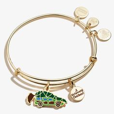 Shop the National Lampoon's Christmas Vacation Little Light Knot Charm Bangle. Free standard shipping on all US orders. Eco-conscious, nickel-free.