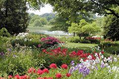 visitons un jardin extraordinaire - Le blog de isdael