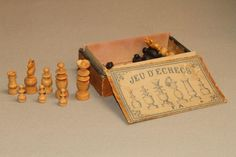 Jeu Régence - Collection de jeux d'échecs CCIFrance Game Boards, Board Games, History Of Chess, Chess Sets, Chess Pieces, Collection, Gaming, Chess Games, Tabletop Games