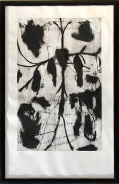 Vespero - Triptych #1 by Mimmo Paladino