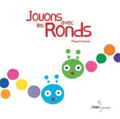 Amazon.fr - Jouons avec les ronds - Manami Fuchida - Livres
