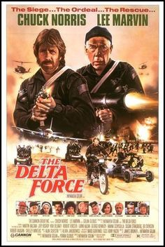 genre: action, adventure, thriller              The Delta Force is a film I have very fond memories of and am real surprised to see it being...