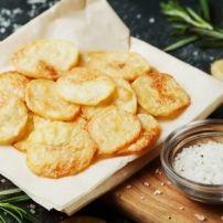 Zelfgemaakt chips recept | Smulweb.nl