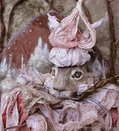 Hare Prince by Merveillesenpapier on Etsy,