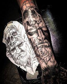 • work in progress • #aborigine #skull #amazing #cool #dayoff #workinprogress #details #enjoyevereday #followme #goodtimes #goodmorning #igers #igdaily #instacool #instagood #instamood #live #love #laugh #me #mood #picoftheday #relax #style #tattoo #today #tagforlife #goodtimes #goodmorning #igers #igdaily @lukatattooindelebleink