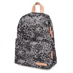 Eastpak Frick Grey Panther Backpack http://www.styledit.com/shop/eastpak-frick-grey-panther-backpack/