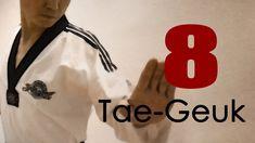 WTF Taekwondo poomsae Taegeuk 8 Jhang (Explanations) 태극 8장 : TaekwonWoo