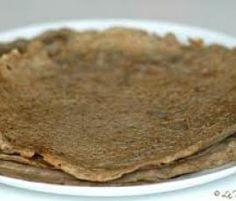 Recette Galettes ou crepes sarrasin par nat06 - recette de la catégorie Plat principal - divers