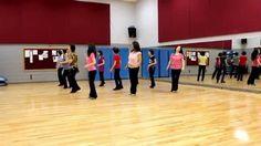 Don't - Line Dance (Dance & Teach in English & 中文)