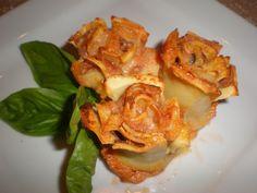 Pasta Roses - Rosette di Pasta