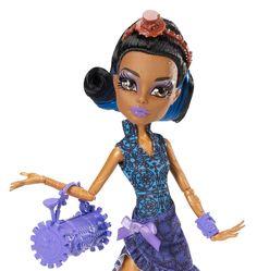 Monster High Dance Class Robecca Steam Doll