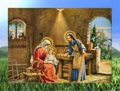 Novena de São José – Quinto Dia (DOS DIAS 10 DE MARÇO A 18 DE MARÇO) - FESTA: 19 DE MARÇO