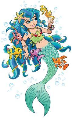 Mermaid Fantasy Mermaids, Unicorns And Mermaids, Mermaids And Mermen, Mermaid Artwork, Mermaid Drawings, Art Drawings, Siren Mermaid, Mermaid Fairy, Mermaid Illustration