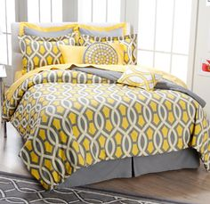 1000 images about fields of gold gray on pinterest yellow gray and gray bedding. Black Bedroom Furniture Sets. Home Design Ideas