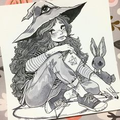 #art#witch