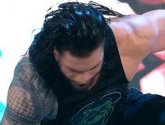 Roman Reigns Shield, Roman Reigns Tattoo, Roman Reigns Gif, Beautiful Joe, Gorgeous Men, Reign Hairstyles, Wwe Funny, Roman Regins, Frappe Recipe