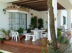 Rental in Chiclana de la Frontera from Golf Holidays, Taylormade, Private Pool, Home And Away, Villas, Pergola, Spain, Outdoor Structures, Beach