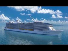 Sailing out of the New York area, the new #QuantumOfTheSeas elevates cruising to a new level.