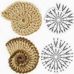Crochet - patterns and inspiration.  Crochet scarves, ornaments, jewelry and many more ...