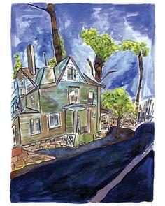 Bob Dylan - The Beaten Path - House On Union Street