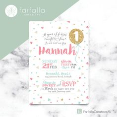 * Size: 120x180mm Invitations - Fits 130x190mm and 5x7 envelopes * Rounded…