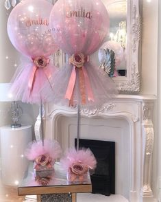 Eloquent terminated quinceanera party center pieces try this Balloon Centerpieces, Baby Shower Centerpieces, Balloon Decorations, Baby Shower Decorations, Princess Party Centerpieces, Balloon Ideas, Centerpiece Ideas, Quinceanera Decorations, Quinceanera Party