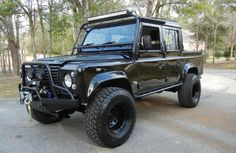 defender 110 double cab pickup