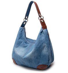 Dreams Mall(TM)Women's Handbag Purse Hobo Tote Top Handle...