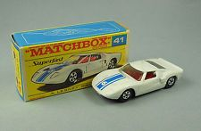 Matchbox Superfast 41 Ford GT
