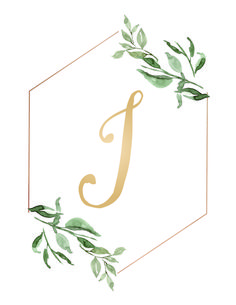 Free Printable Monograms to decorate your home. Perfect for gallery walls, bedrooms and nurseries. Letter J Monogram Wallpaper, Monogram Wall Art, Monogram Painting, Letter Wall Art, Diy Monogram, Diy Wall Art, Monogram Letters, Painted Monogram, Free Printable Monogram