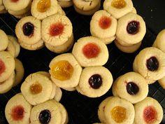 Cookies with Jam – Biskota Marmeladas