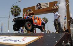 Die härteste Rallye der Welt  Dakar, Dakar wie jedes Jahr