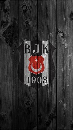 Beşiktaş Wood walpaper