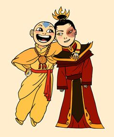 hahahaha momma look it's our two favorite characters!! they're so cute!