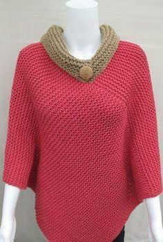 Aurora Poncho PDF Pattern Aurora Poncho – I would love to have this kit. Would just like the pattern but they don't sell the pattern – so need kit. Poncho Shawl, Knitted Poncho, Knitted Shawls, Crochet Shawl, Knit Crochet, Capelet, Poncho Knitting Patterns, Knitting Kits, Knit Patterns