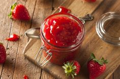 Comment rattraper une confiture trop liquide ? Chutney, Freezer Jam, Strawberry, Pudding, Homemade, Vegetables, Desserts, Backgrounds Free, Food