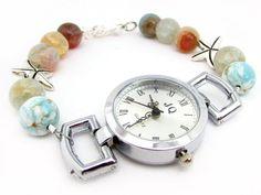 Wrist Watch Womens Wrist Watch Ladies Watch by EarthlieTreasures