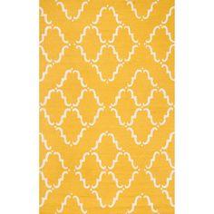 nuLOOM Handmade Modern Wool Trellis Rug (8'6 x 11'6) - Overstock™ Shopping - Great Deals on Nuloom 7x9 - 10x14 Rugs