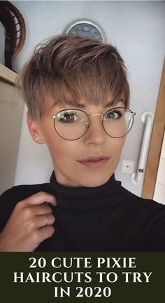 A pixie cut is a sure-fire hairstyle that works for just about any face shape and hair type.. #hair #pixiehair Cute Pixie Haircuts, Pixie Hairstyles, Short Hairstyles For Women, Trendy Hairstyles, Daily Beauty Routine, Beauty Routines, Diamond Face Shape, Bronze Hair, Blonde Pixie