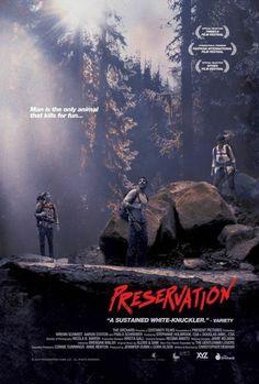 Preservation (2014) movie poster