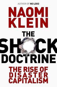 """Watch 'The Shock Doctrine: The Rise Of Disaster Capitalism' -a must-see documentary ( subtitles in Romanian) / Documentarul """"Doctrina şocului: Naşterea capitalismului dezastrelor"""" -după cartea jurnalistei canadiene Naomi Klein, el prezintă valul de crize, revolte, războaie, atrocităţi & crime produse în multe ţări de pe glob de aplicarea politicilor neoliberale, marca Milton Friedman, cunoscute şi sub denumirea de """"consensul de la Washington"""", """"doctrina şocului"""" sau """"capitalismul…"""