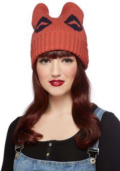 Fox Colder Hat | Mod Retro Vintage Hats | ModCloth.com
