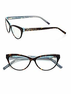 eb8c52e6d6c Kate Spade New York - Abena Cat s-Eye Reading Glasses Kate Spade Eyeglass  Frames