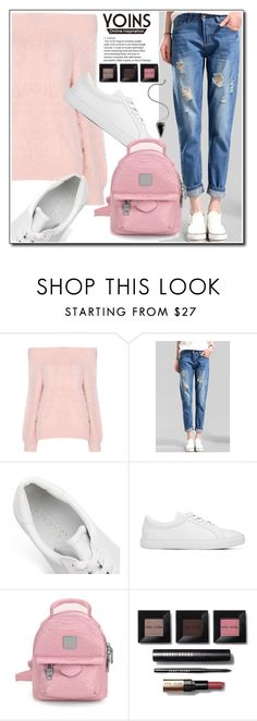 """Yoins"" by jelena-880 ❤ liked on Polyvore featuring Bobbi Brown Cosmetics, Pamela Love, yoins and loveyoins"